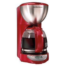 hamilton-beach-red-digital-coffeemaker