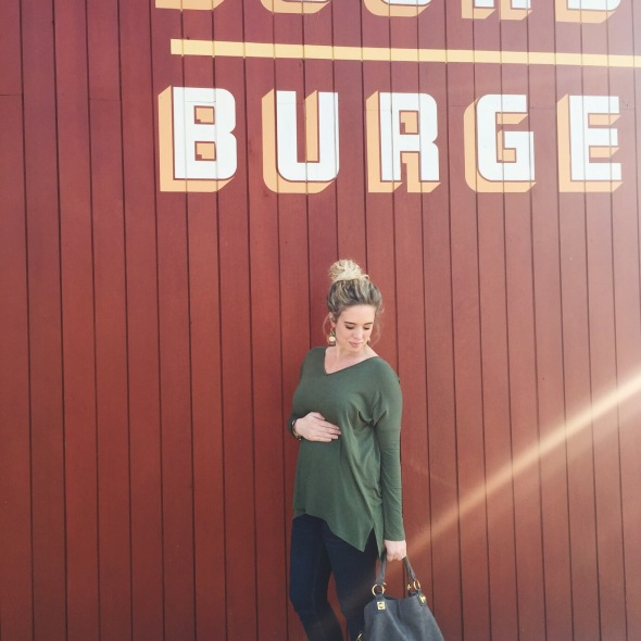c85aa5c978964 21 weeks preggers – My thoughts on Chickfila's Frosted Coffee